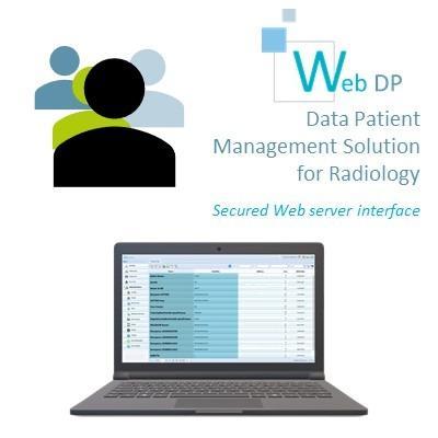 WebDP - Solution de gestion de données patients
