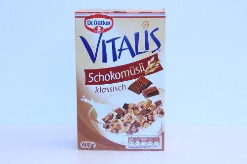 Dr.Oetker Vitalis Chocolate Muesli Classic