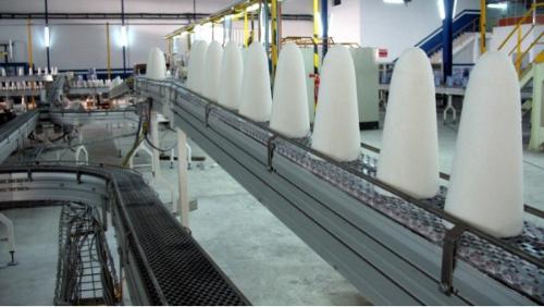 Mattenkettenförderer Aluminium-System