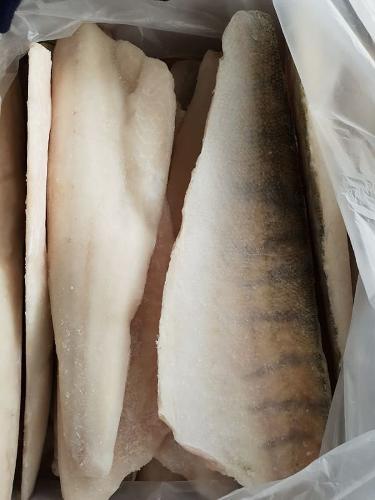 Филе судака мороженое глазированное