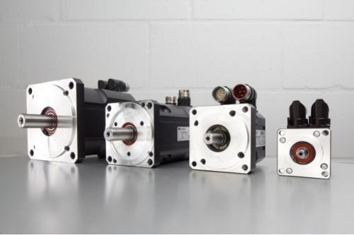 Servomotors Series MN - The Allrounder