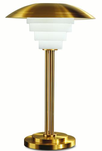 Lampe des années 30 de collection