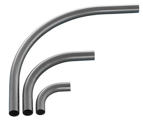 HVA NIRO® Stainless steel pipe bends