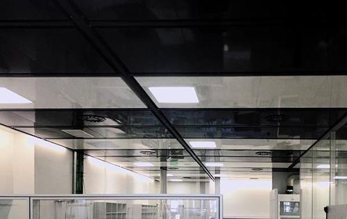 Techos técnicos de laboratorios