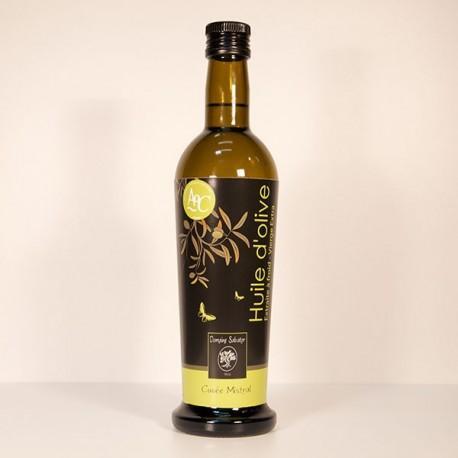 Mistral vintage olive oil AOP Haute Provence