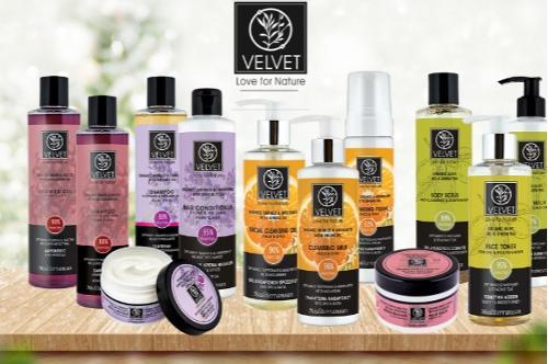 Velvet Love for Nature