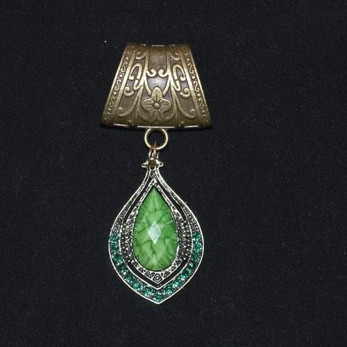 bijoux de foulard