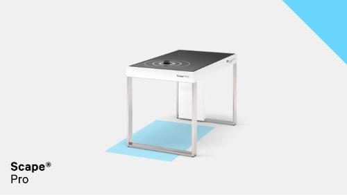 Scape® Pro - Multitouch table