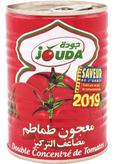 Tomates en Conserves