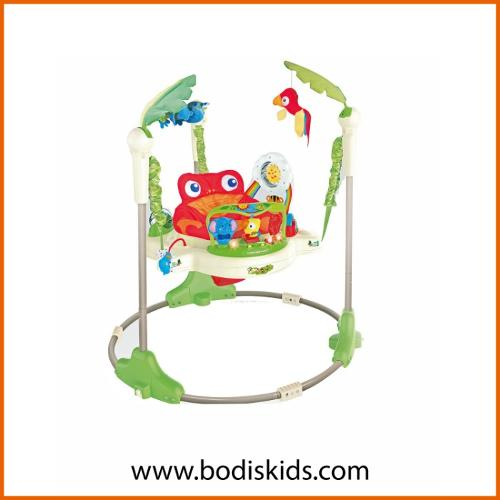 Baby walker multifunctional baby jumper with music and toys