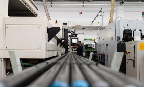 Tornitura e fresatura CNC