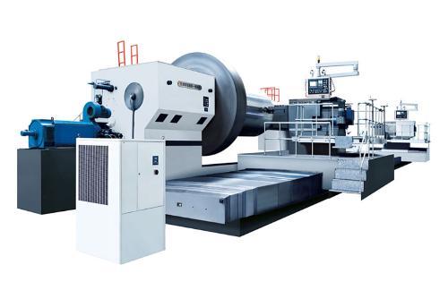 CNC Heavy Duty Turning Lathes