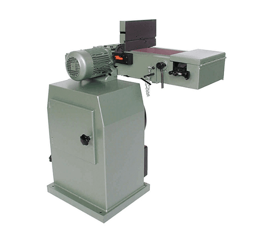 BS 75-A – BS 200-A surface belt grinding machine with...