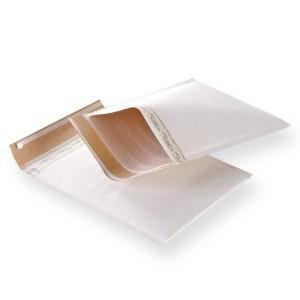 Shipping bags with foam padding