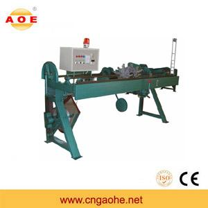 China factory supply automatic shoelace tipping machine
