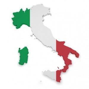 Translation from Italian to English