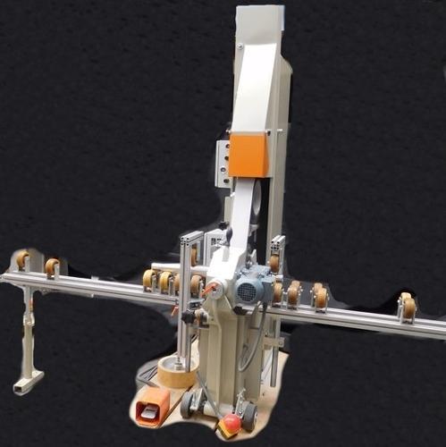 Rohrschleifmaschine Typ KS 100-BA