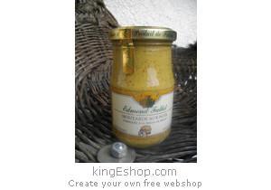 Moutarde de Dijon aux Noix