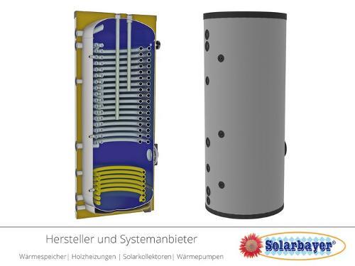 Solarbayer Bivalenter Wärmepumpen