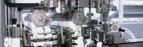 Montageanlagen für Wasserpumpen