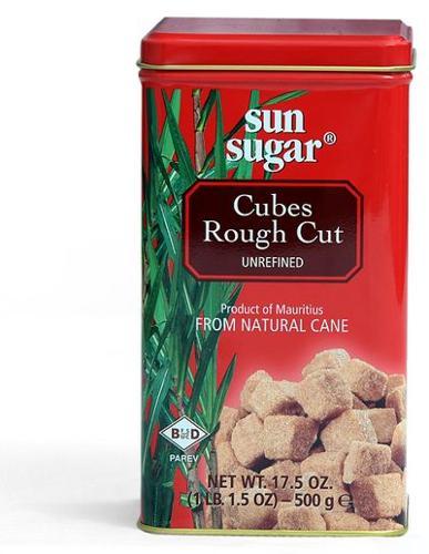 Emballage de sucres en morceaux
