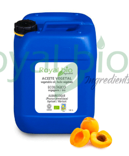 Organic Apricot Vegetable Oil