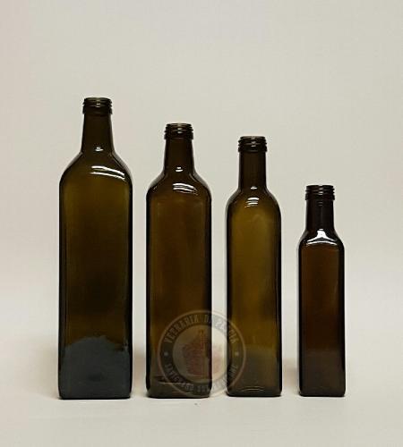 Bottiglie olio