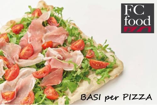 BASI PER PIZZA