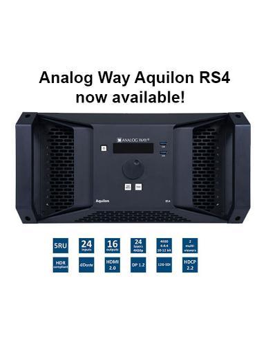 Analog way – Aquilon RS4