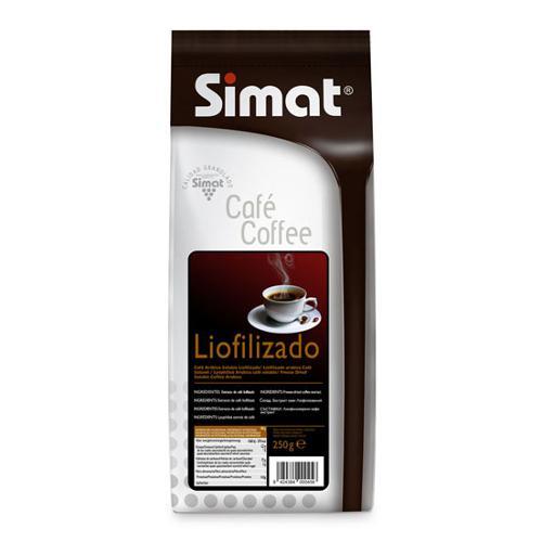CAFE LIOFILIZADO