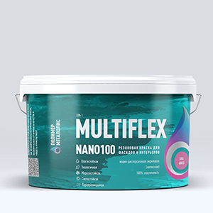 MultiFlex NANO 100% of elasticity