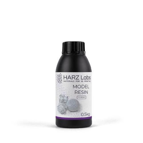 HARZ Labs Form2 Model White Resin (0,5 kg)