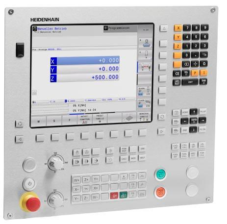 TNC 128数控系统