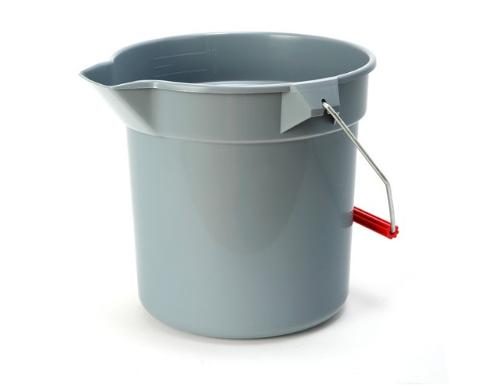 PP water bucket with measuring scale /marks