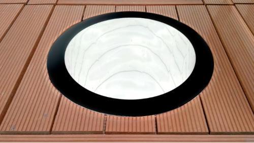 Tubo Solar - Modelos Heavy Floor - Domo planos transitables