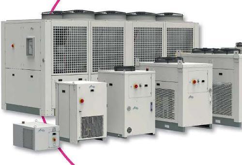 Refrigeratori per acqua od olio