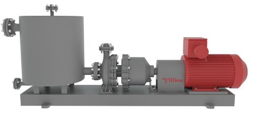 The Gngc-s, Gngc-s-m, Ncg-s Series Self-priming Centrifugal Pumps With Magnetic