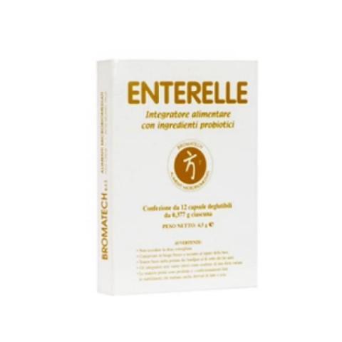 enterelle bromatech 12 capsule