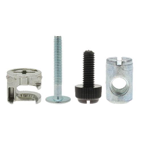 Metal Threaded Fixings & Fasteners