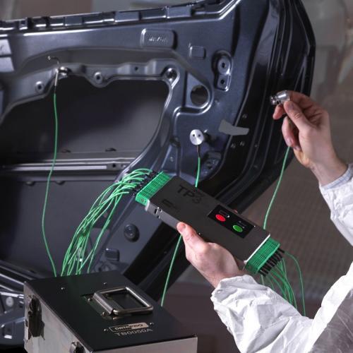 DATAPAQ AutoPaq – profilage thermique de peinture