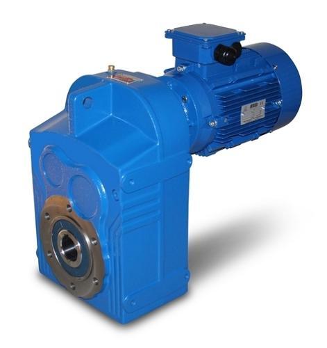 Flachgetriebemotoren von 0,12kW bis 160kW