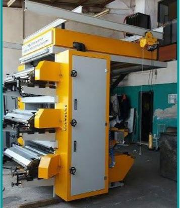 3 Colors Flexo Printing Machine