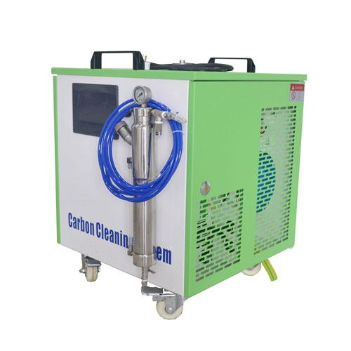 HHO Oxyhydrogen carbon clean machine