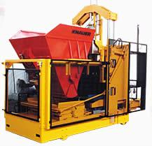 Block making machine Model Standard