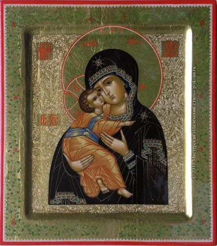 Theotokos from Vladimir