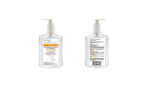 SOL-M Instant hand sanitizer