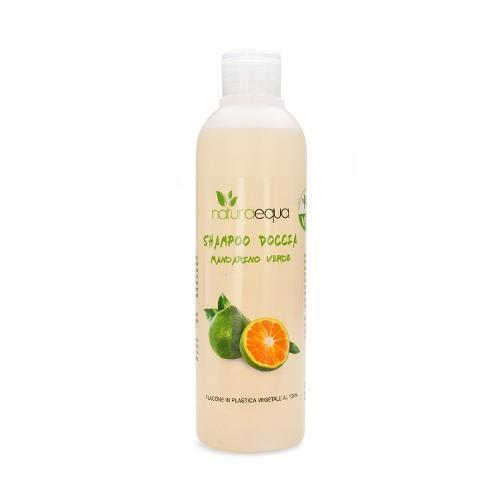 Shampoo doccia mandarino verde