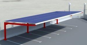Marquesina solar Eurovig