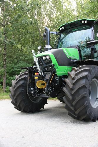 STKVF-Frontsysteme f. Deutz / Same / Lamborghini-Traktoren