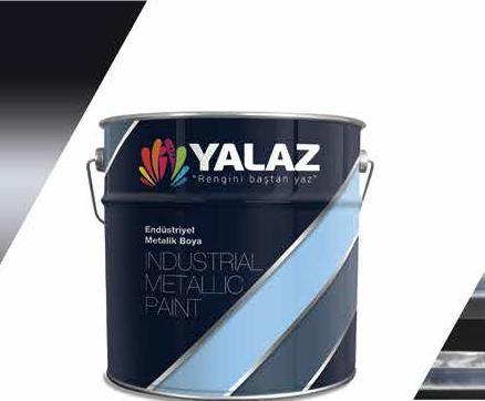 Industrial Metalic Paint